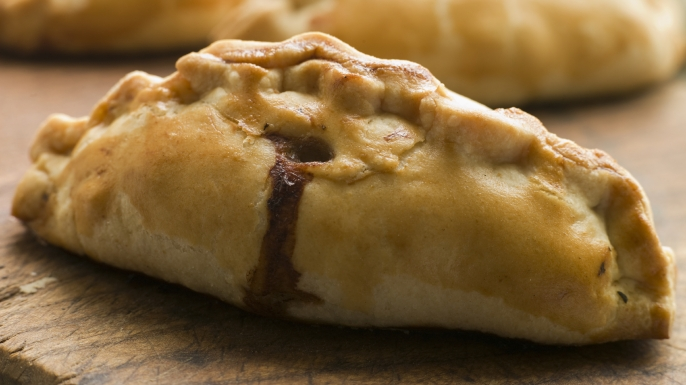 HUNGRY Miners' Delight: The History of the Cornish Pasty
