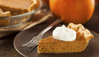 HUNGRY The History of Pumpkin Pie