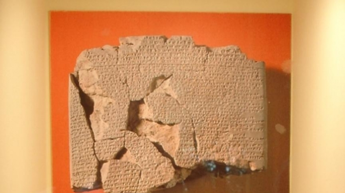 Hittite Peace Treaty
