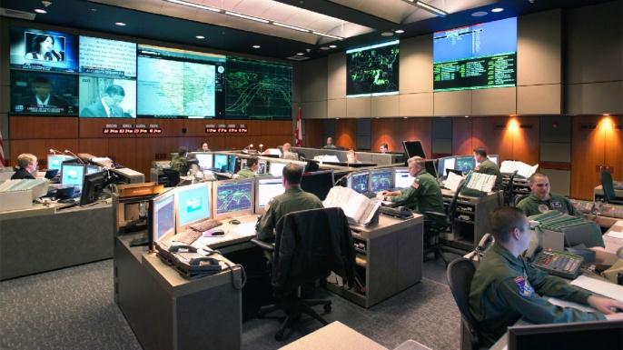 list 5 cold war close calls NORADCommandCenter