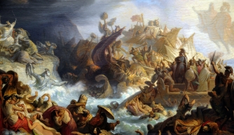 LIST 6 Ancient Naval Battles - Salamis