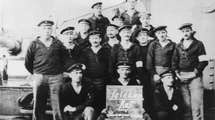 The Kiel Mutiny