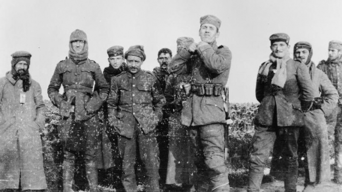 World War I Christmas Truce