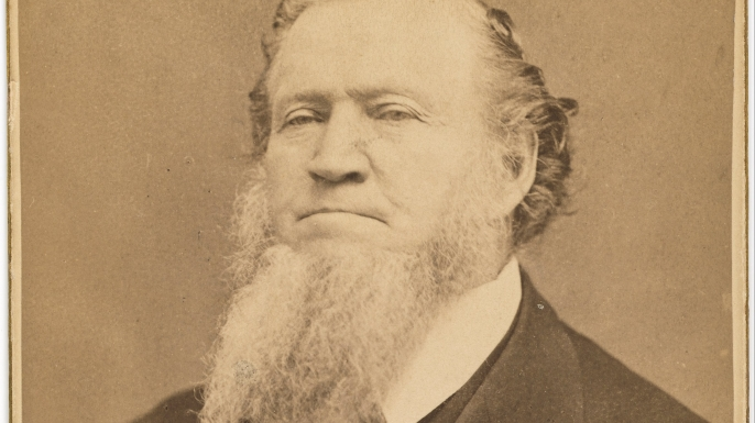 list 7 presidential pardons brigham young