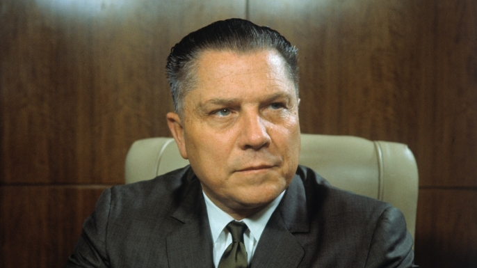 list 7 presidential pardons jimmy hoffa