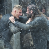 Vikings, Alexander Ludwig as Bjorn, Clive Standen as Rollo