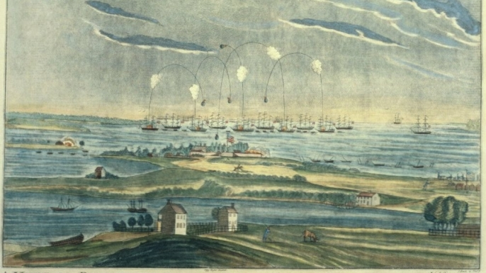 list 8 National Anthem Backstories war-of-1812-fort-mchenry-star-spangled-banner