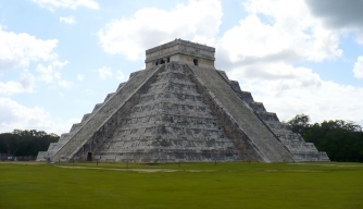 Did the Maya Build Chirping Pyramids?