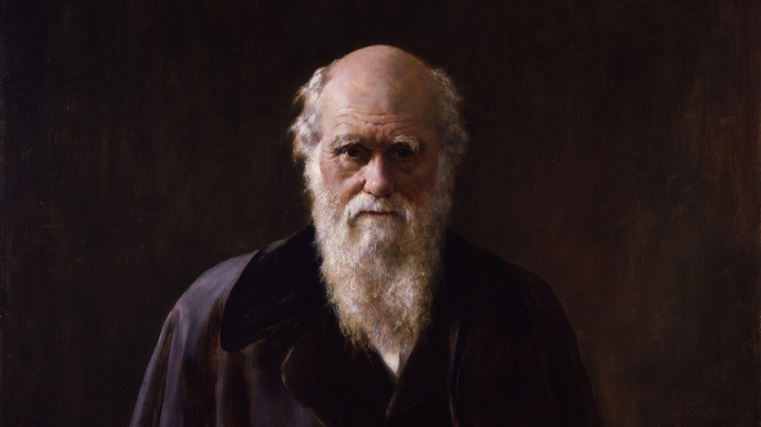 I have a question about Charles Darwin?