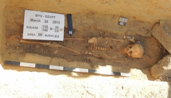 Egyptian Cemetery May Contain a Million Mummies