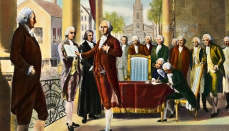 Remembering the First Presidential Inauguration, 225 Years Ago
