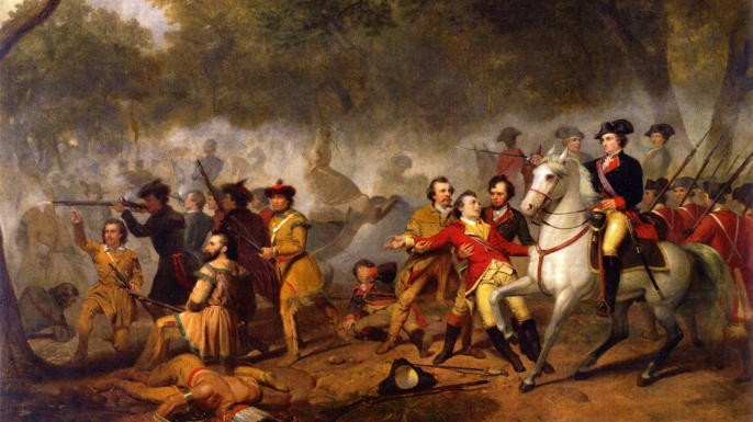 the british control of north america after the end of the seven years war and fall of new france In the european seven years' war of north america the british took retribution directly following the end of the french and indian war.