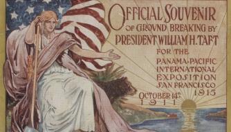 1915 worlds souvenir
