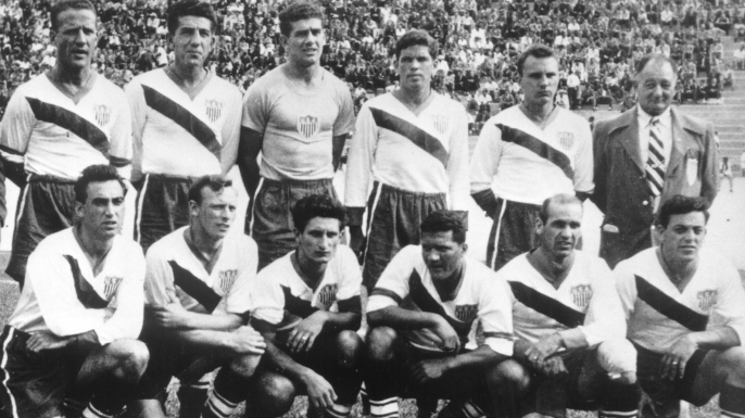 1950 U.S. World Cup Team