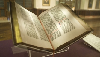7 Things You May Not Know About the Gutenberg Bible