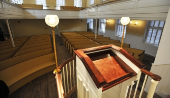 African Meeting House, Oldest U.S. Black Church, Reopens After Restoration