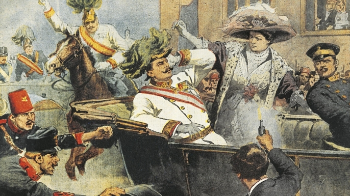 was the assassination at sarajevo the Many serbs have boycotted the official ceremony in sarajevo marking the 100th anniversary of the assassination of archduke franz ferdinand, which sparked the.