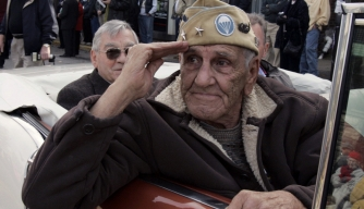 "Bill Guarnere, Member of World War II ""Band of Brothers,"" Dies"