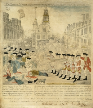 research paper on the boston massacre Patricia ovesny us history 1301 november 17, 2013 the boston massacre of march 5, 1770 they did not know what to do as young as they were, how could.