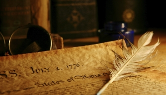 Scholar Questions Key Period in Declaration of Independence