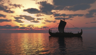 Women Also Set Sail on Viking Voyages, Study Shows