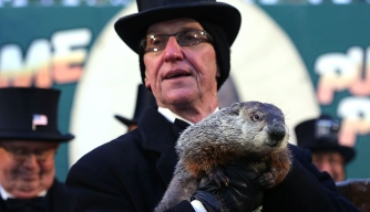 Groundhog Was Once on Punxsutawney's Menu