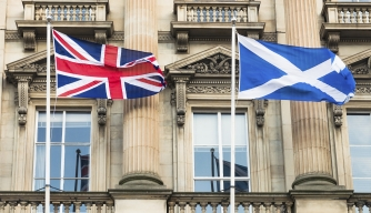 The History Behind the Scottish Independence Vote