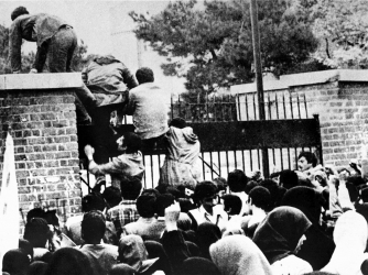 storming of embassy