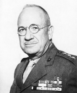 "Lieutenant General Holland ""Howlin' Mad"" Smith"