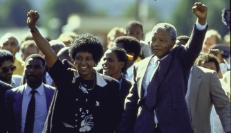 Mandela Becomes a Free Man, 25 Years Ago