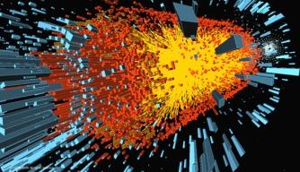 Mini Big Bangs Suggest the Universe Began as a Liquid
