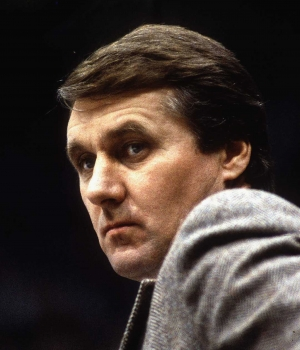 Team USA coach Herb Brooks (Credit: Bruce Bennett Studios/Getty Images)