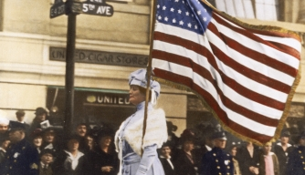 The Mother Who Saved Suffrage: Passing the 19th Amendment