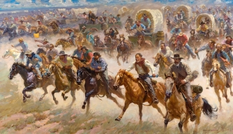 The Oklahoma Land Rush, 125 Years Ago