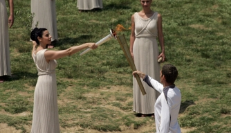The Olympic Torch Relay's Surprising Origins