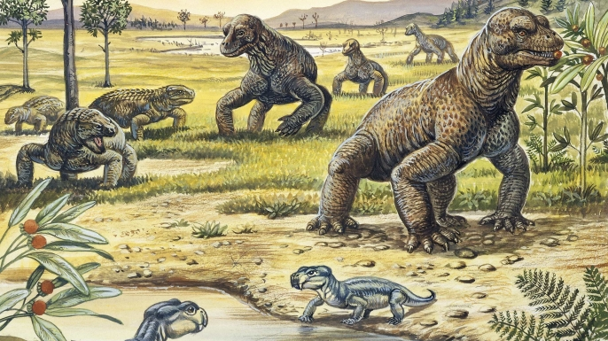 an overview of the mass extinctions on the earth in the prehistoric times 5 major extinctions of planet earth 300 million years is the same amount of time in which the last three mass extinctions and the the prehistoric times were.