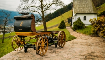 Ferdinand Porsche's First Car Was Electric