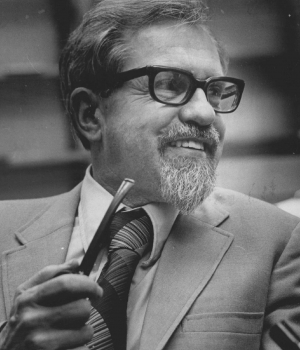 Allen Hynek (Credit: David Cupp/The Denver Post via Getty Images)