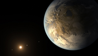 Scientists Spot an Earth-Size Planet 500 Light-Years Away
