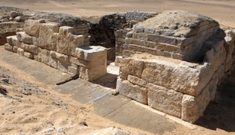 Archaeologists Discover Egyptian Tombs Belonging to Osiris and a Long-Forgotten Queen