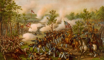 Union Troops Capture Atlanta
