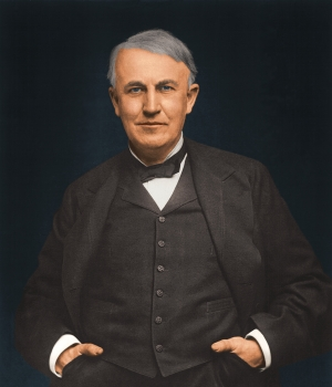 hith Edison night to day