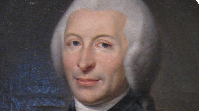 Joseph-Ignace Guillotin, who proposed the idea for the beheading machine that became known as the guillotine.