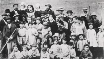 5 19th-Century Utopian Communities in the United States