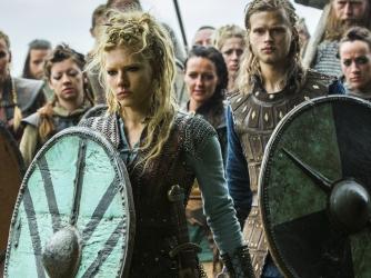 Vikings, Katheryn Winnick as Lagertha