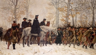 235 Years Ago, Washington's Troops Made Camp at Valley Forge