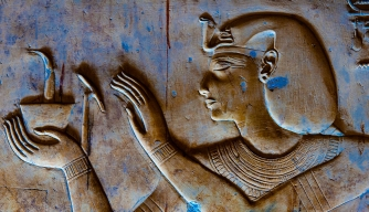 Ancient Egyptian Pigments Gets a Second Chance to Shine