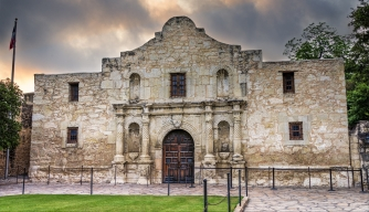 Who survived the Alamo?