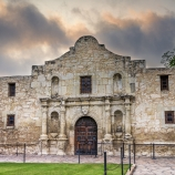 the alamo, texas