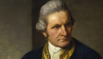 10 Things You May Not Know About Captain James Cook
